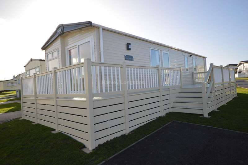 3 Bedrooms Caravan Mobile Home for sale in Harts Holiday Park, Leysdown Road, Leysdown On Sea, Isle Of Sheppey