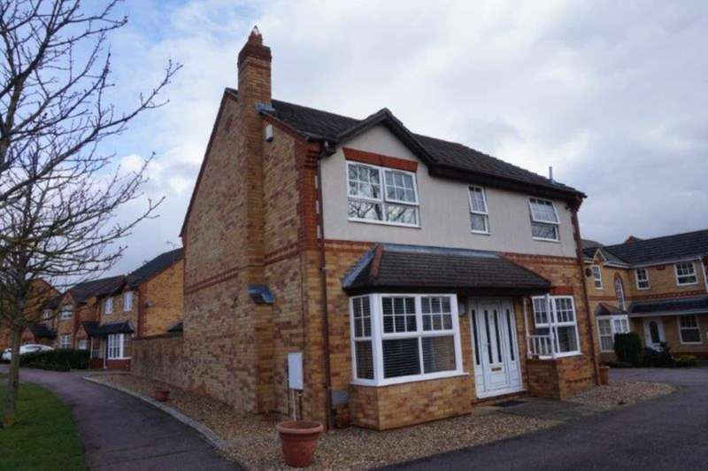 4 Bedrooms Detached House for sale in Bowland Drive, Emerson Valley