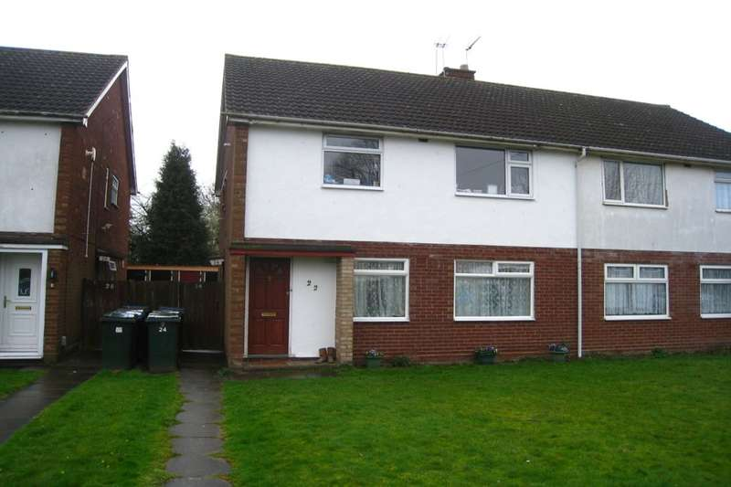 2 Bedrooms Flat for sale in Falcon Avenue, Binley, Coventry, CV3