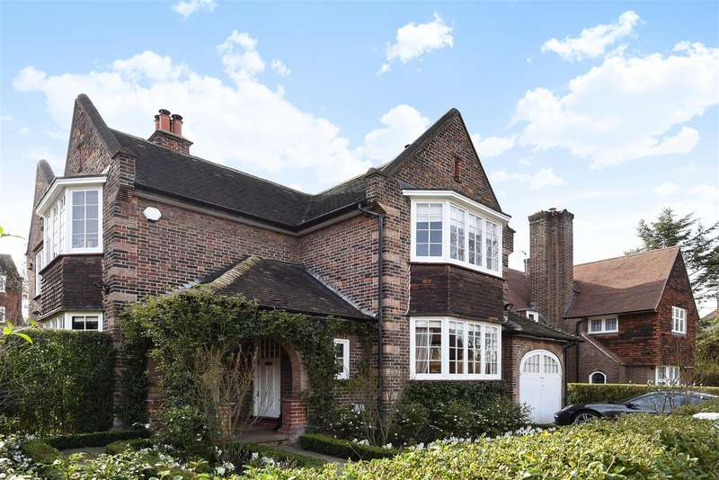 3 Bedrooms House for sale in Thornton Way, Hampstead Garden Suburb NW11