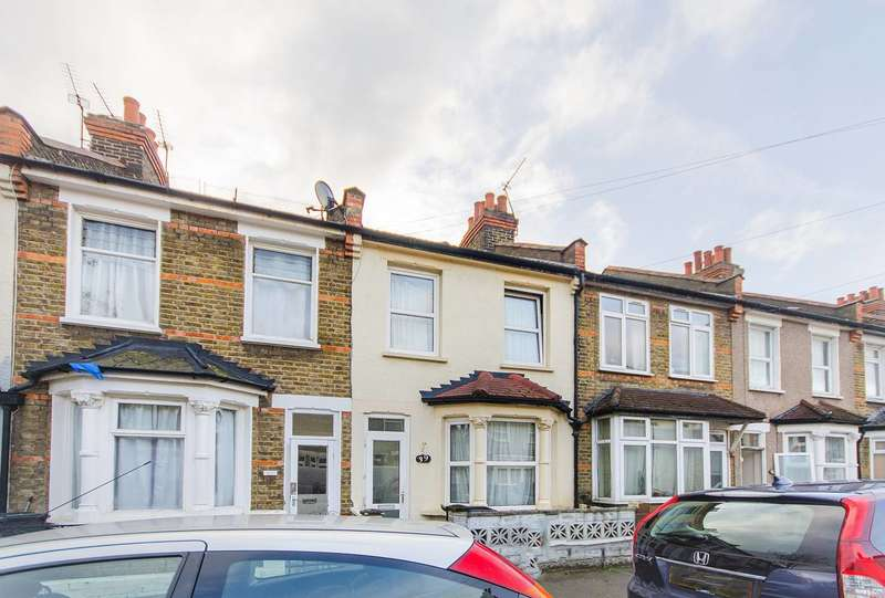 2 Bedrooms Terraced House for sale in Guildford Road, Croydon, CR0
