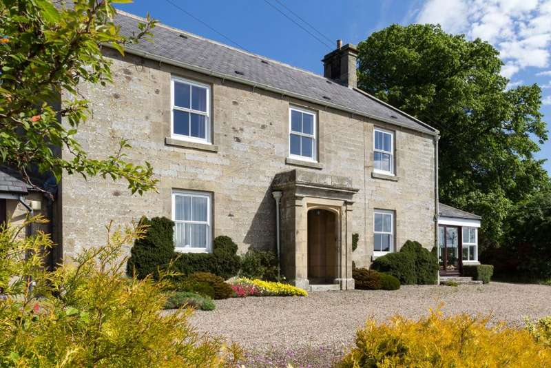 5 Bedrooms Detached House for sale in Coldtown, Hexham, Northumberland, NE48 2TA
