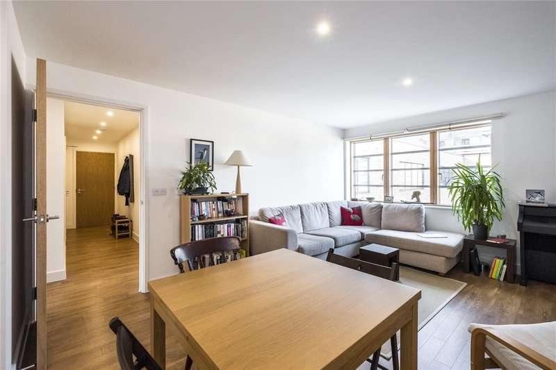 2 Bedrooms Flat for sale in Mildmay Avenue, London, N1
