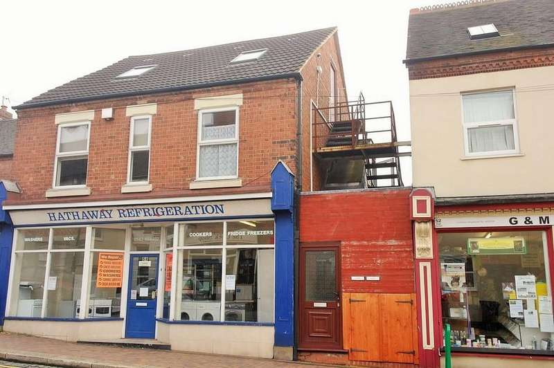 1 Bedroom Apartment Flat for rent in High Street, Chasetown, Burntwood WS7