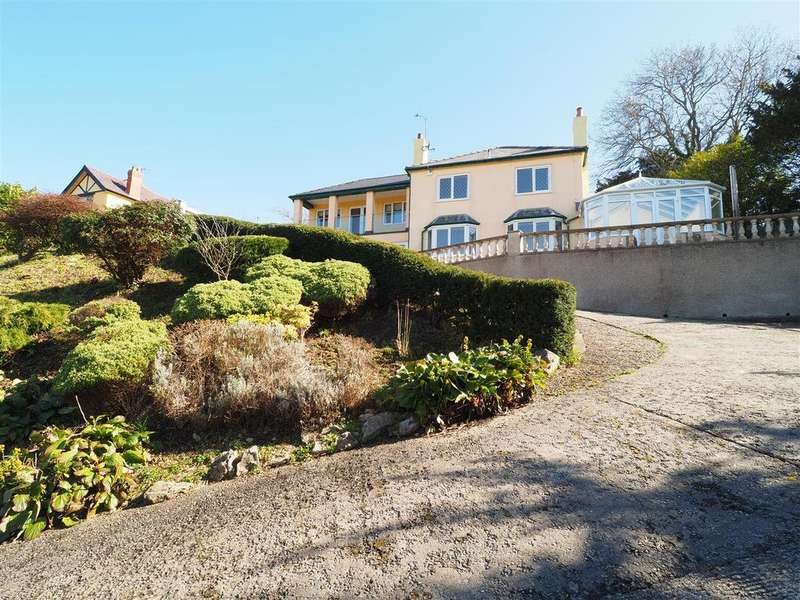 4 Bedrooms Detached House for sale in Tremeirchion