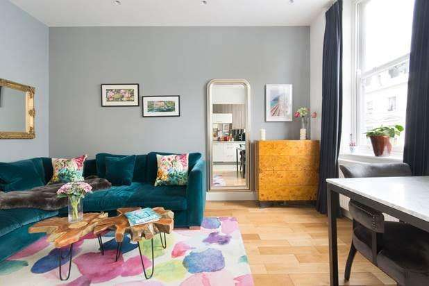 1 Bedroom Flat for sale in Ladbroke Crescent, London, W11