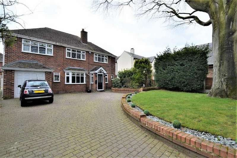 5 Bedrooms Detached House for sale in Davyhulme Road, URMSTON, Manchester