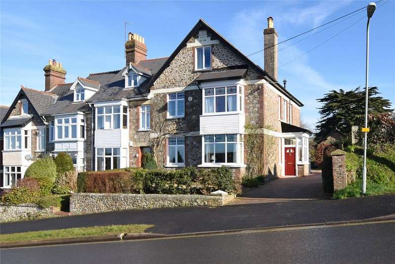 6 Bedrooms Semi Detached House for sale in Church Hill, Honiton, Devon