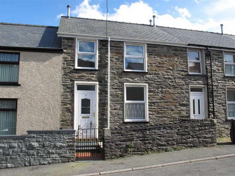 2 Bedrooms Terraced House for rent in Jones Street, Blaenau Ffestiniog, Gwynedd