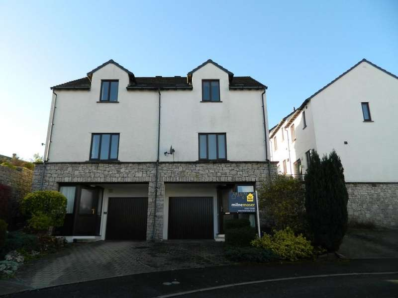 2 Bedrooms Town House for sale in Cherry Tree Crescent, Kendal