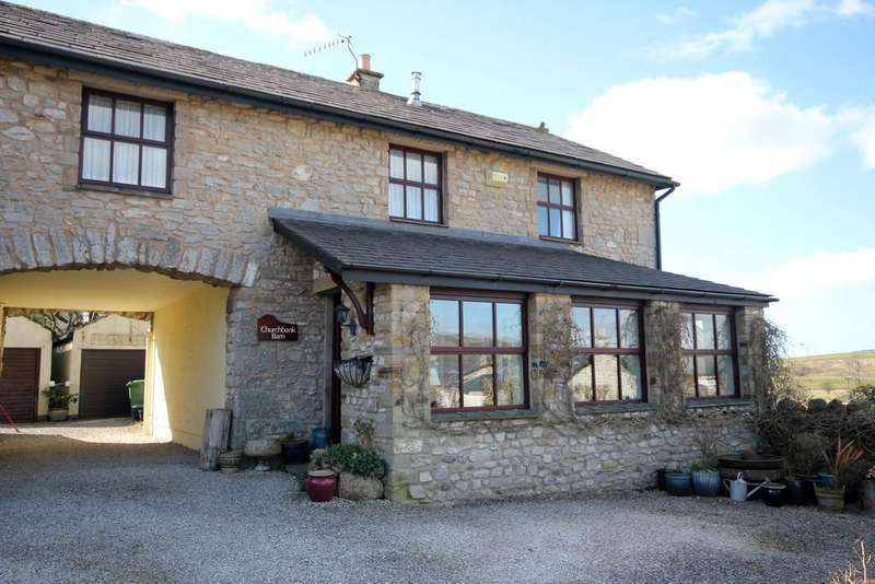 4 Bedrooms Barn Conversion Character Property for sale in Church Bank Barn, Burton in Kendal