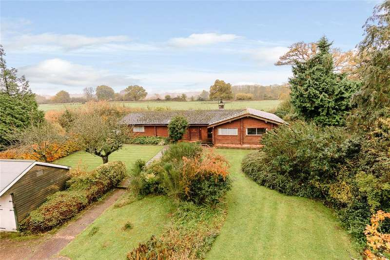 3 Bedrooms Detached Bungalow for sale in Foxley Lane, Binfield, Berkshire, RG42