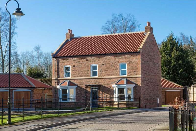 5 Bedrooms Detached House for sale in The Garden Village, Earswick, York, YO32