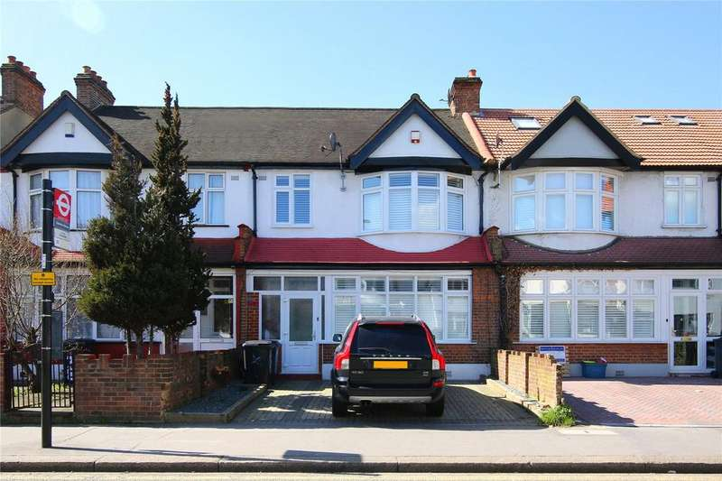 4 Bedrooms Terraced House for sale in Norbury Crescent, London, SW16