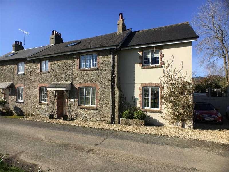 4 Bedrooms Semi Detached House for sale in East Allington, Totnes, Devon, TQ9