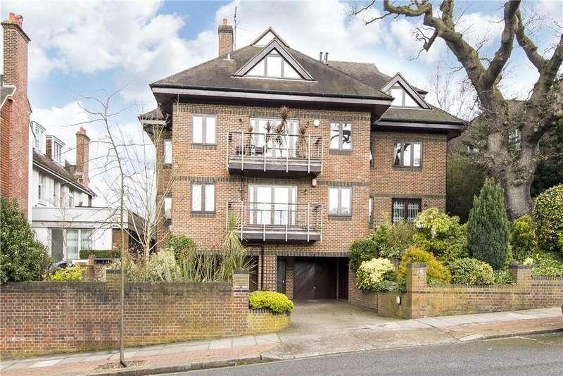3 Bedrooms Flat for sale in Oakhill Avenue, London, NW3