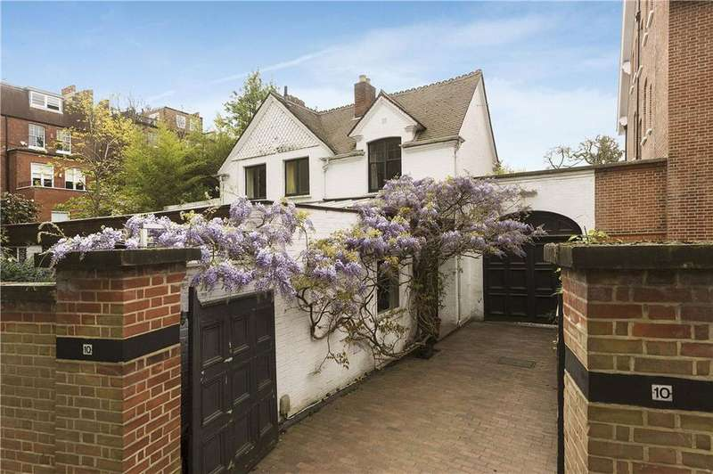 5 Bedrooms Detached House for sale in Nutley Terrace, Hampstead, London, NW3