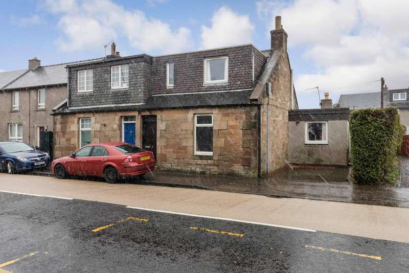 3 Bedrooms Semi Detached House for sale in 17 Main Street, Newton, Edinburgh, EH52 6QE