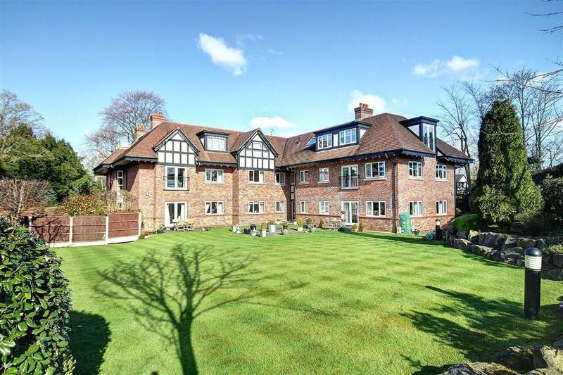 3 Bedrooms Apartment Flat for sale in Ashley Road, Hale, Cheshire