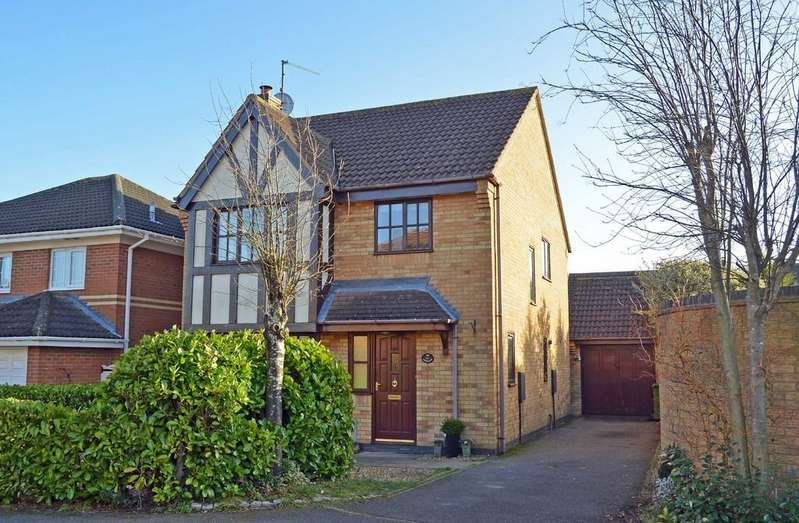 4 Bedrooms Detached House for sale in Nene Lane, Towcester