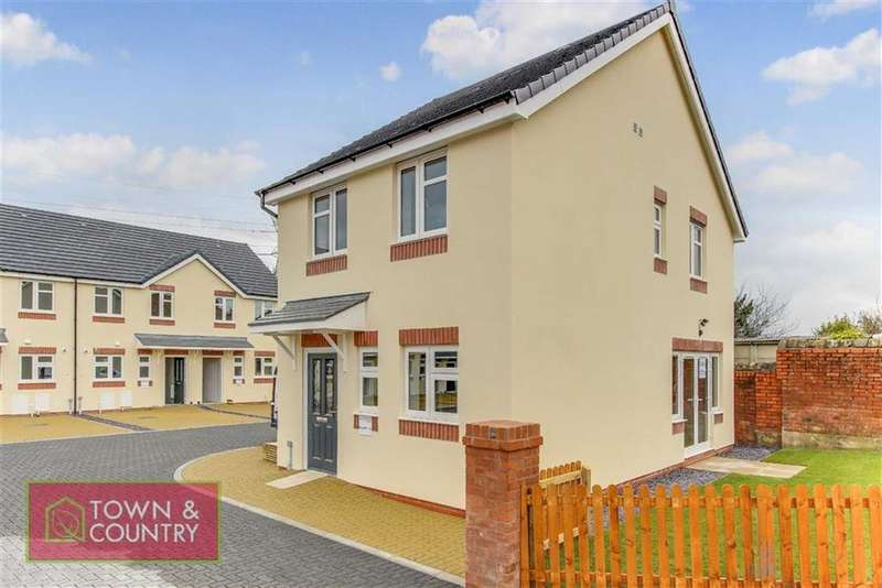 3 Bedrooms Detached House for sale in St Marks Mews, Church Hill, Connah's Quay, Flintshire