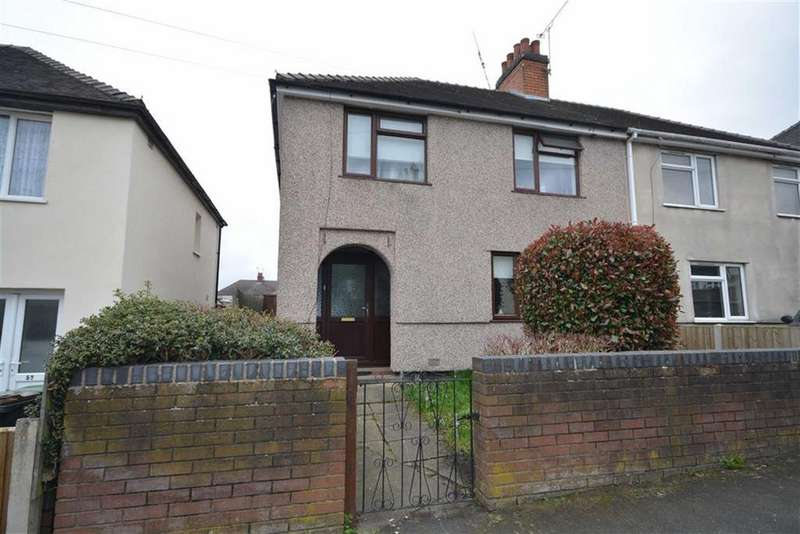 4 Bedrooms Semi Detached House for sale in Orchard Street, Bedworth, Warwickshire