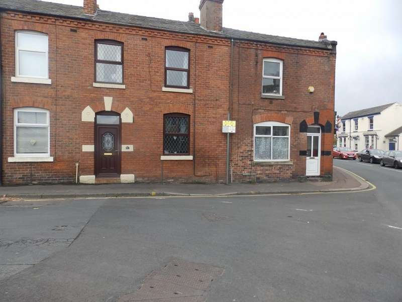 3 Bedrooms Terraced House for sale in 1 Broad Street, leyland, PR25