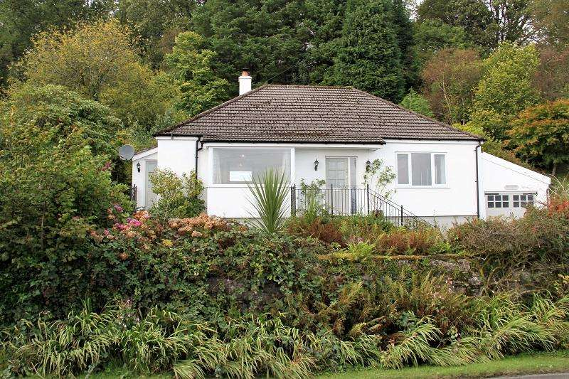 3 Bedrooms Detached Bungalow for sale in Spindrift, Tarbert Road, Ardrishaig PA30