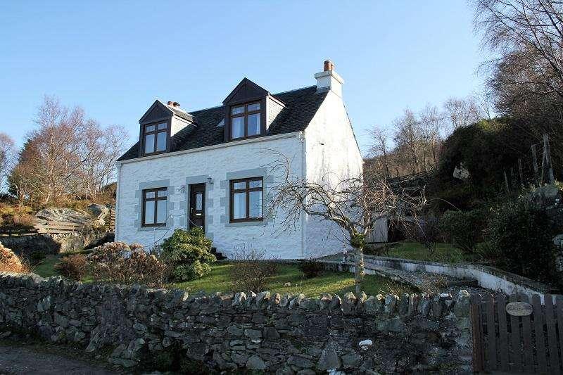 4 Bedrooms House for sale in Rudha Loigste, Pier Road, Tarbert PA29