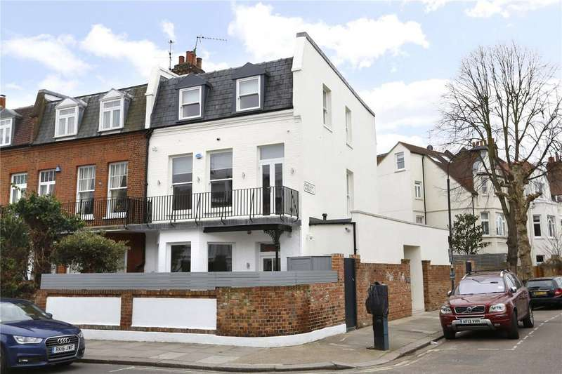 6 Bedrooms End Of Terrace House for sale in Ranelagh Avenue, Fulham, London, SW6