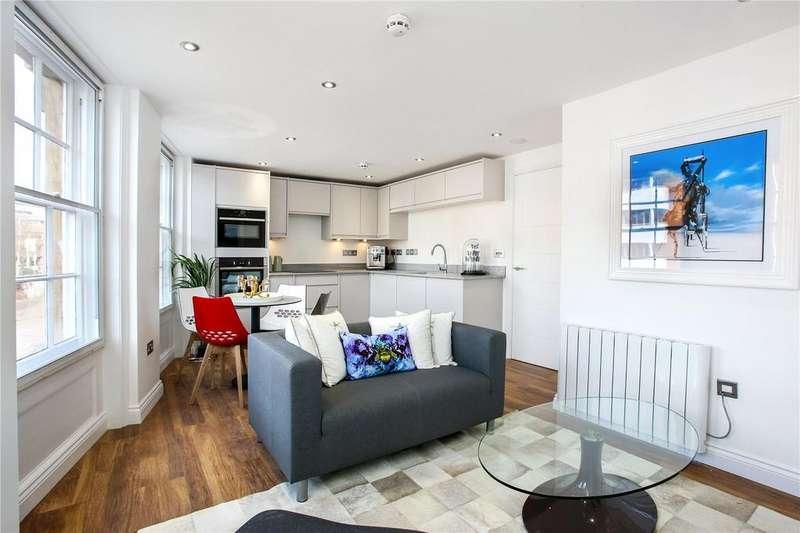 1 Bedroom Flat for sale in Queens Road, Reading, RG1