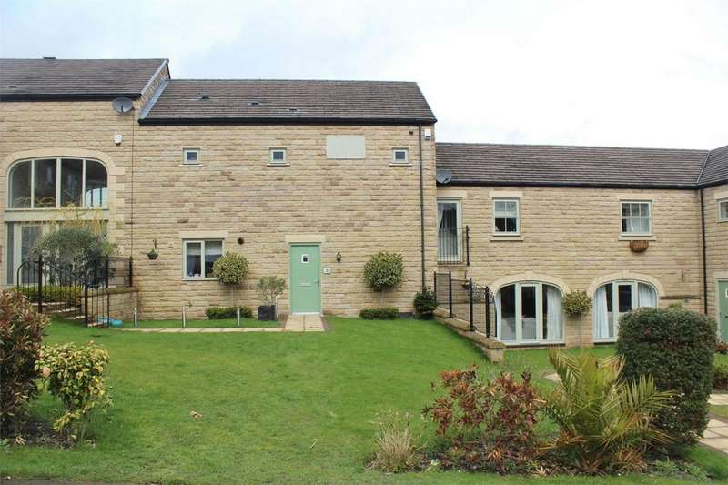 4 Bedrooms Terraced House for sale in Thorpe Field Mews, Thorpe Hesley, ROTHERHAM, South Yorkshire