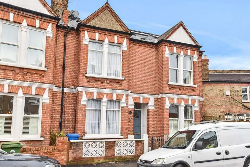 4 Bedrooms Semi Detached House for sale in Playfield Crescent, East Dulwich