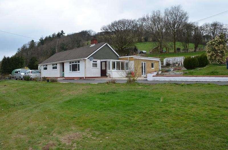4 Bedrooms Land Commercial for sale in Frondeifi , Llanfihangel-ar-arth, Pencader, Ceredigion. SA39 9JB
