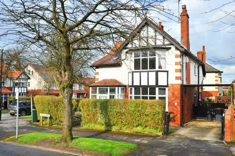 4 Bedrooms Detached House for sale in The Parade, Harrogate
