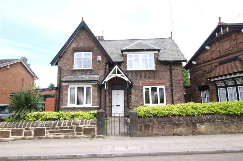 4 Bedrooms Detached House for sale in Station Road, Huyton, Liverpool, Merseyside, L36