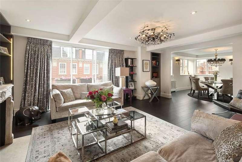 4 Bedrooms Penthouse Flat for sale in Byron Court, 10 Elystan Street, London