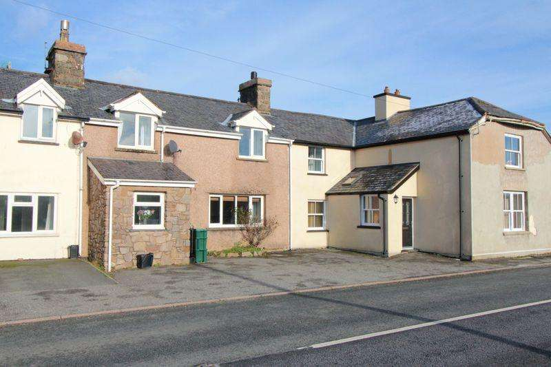 3 Bedrooms Terraced House for rent in Glasfryn, Corwen