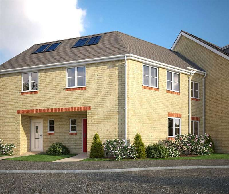 3 Bedrooms Terraced House for sale in Plot 5, Brybank, Haverhill, Suffolk, CB9