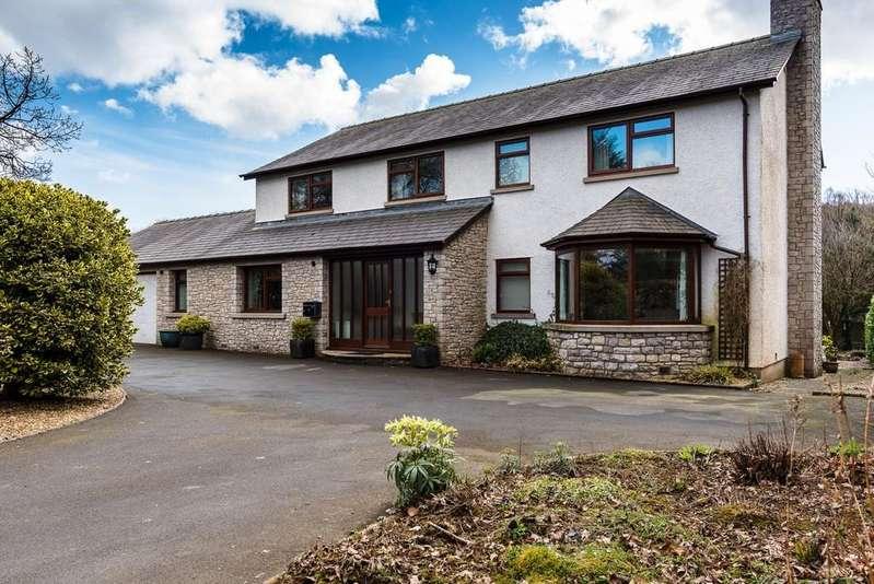 4 Bedrooms Detached House for sale in Redhills Road, Arnside, Cumbria, LA5 0AR