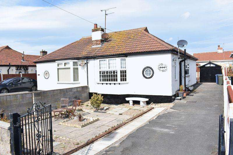 2 Bedrooms Semi Detached Bungalow for sale in Rhyl Coast Road, Rhyl
