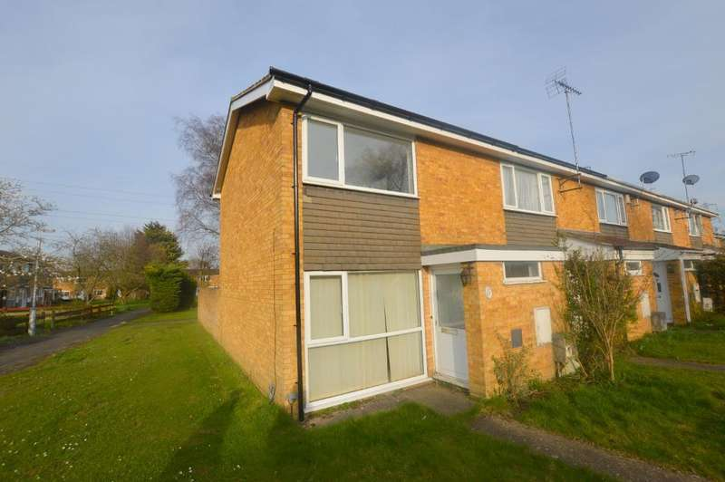 2 Bedrooms End Of Terrace House for sale in Grange Way, Houghton Regis, LU5 5PR