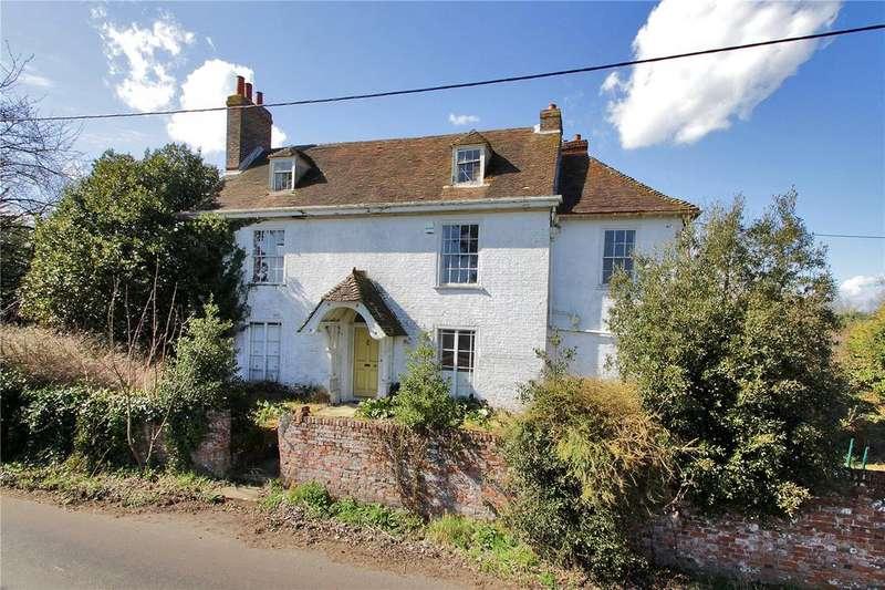 7 Bedrooms Detached House for sale in Painters Forstal, Faversham, Kent, ME13