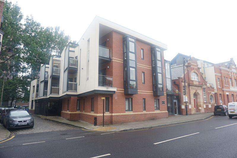 2 Bedrooms Apartment Flat for sale in The Town House, Stockport