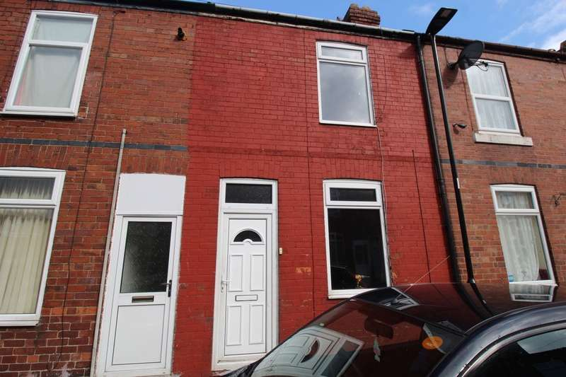 2 Bedrooms Terraced House for sale in Wharncliffe Street, Hexthorpe, Doncaster, DN4
