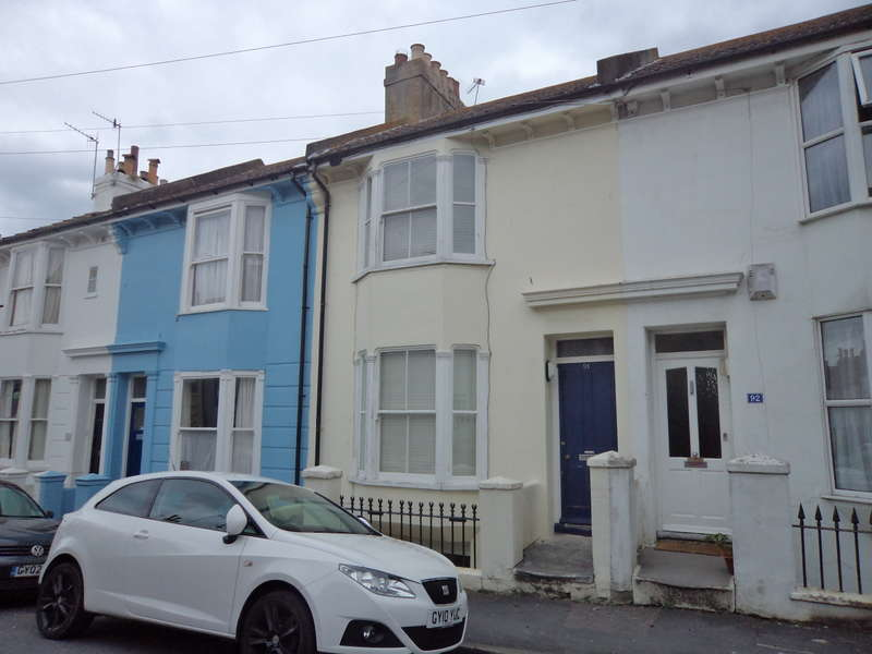 3 Bedrooms House for rent in Hanover Terrace, Brighton