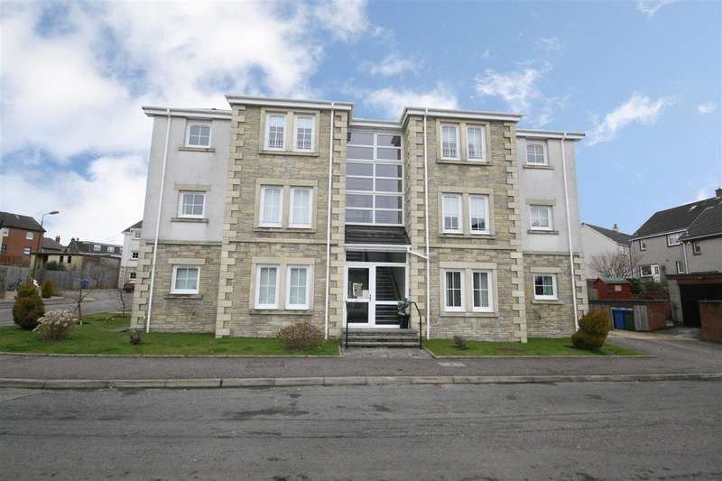 2 Bedrooms Apartment Flat for sale in Falkirk Road, Larbert