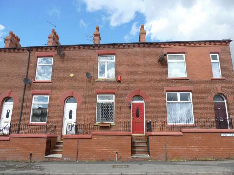 2 Bedrooms Terraced House for sale in Chief Street, Glodwick, Oldham, Greater Manchester, OL4
