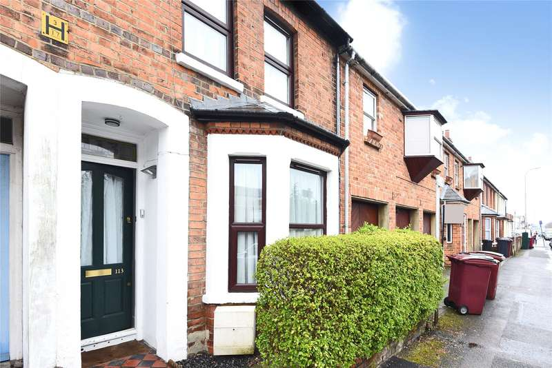 2 Bedrooms Terraced House for sale in Cardiff Road, Reading, Berkshire, RG1