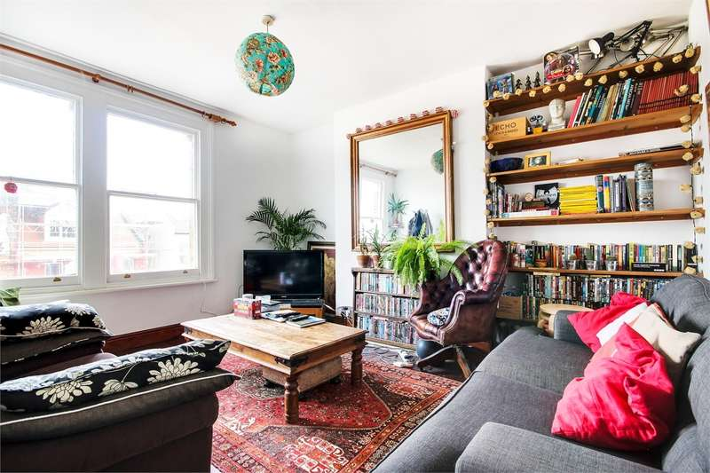 2 Bedrooms Flat for sale in Ferme Park Road, Crouch End, London